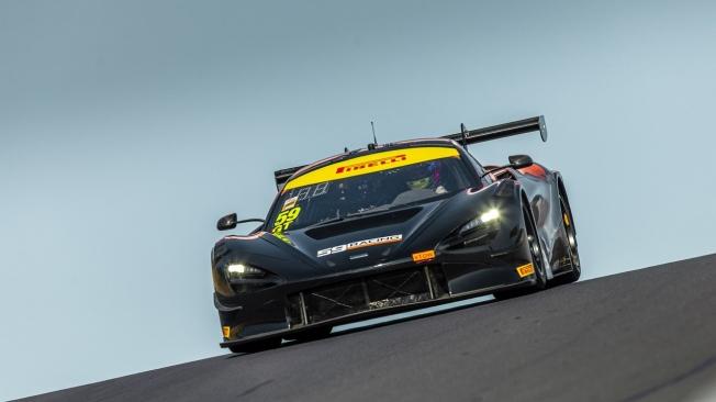 Blomqvist, Parente y Barnicoat pilotarán para McLaren 59Racing en Bathurst