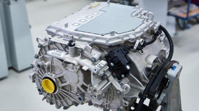 Sistema de propulsión del BMW iX3