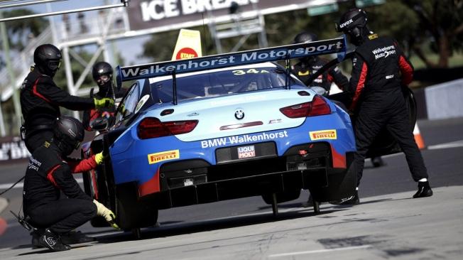 BMW y Walkenhorst Motorsport sólo tendrán un GT3 en Bathurst