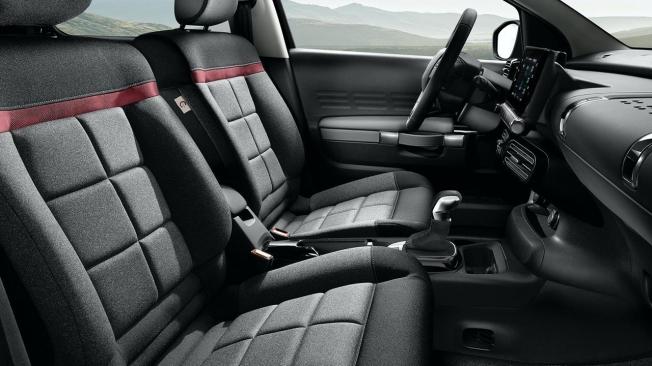 Citroën C4 Cactus C-Series - interior