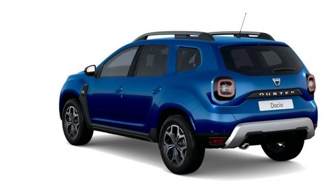 Dacia Duster SL Aniversario - posterior