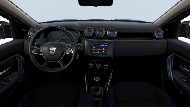 Dacia Duster SL Aniversario - interior