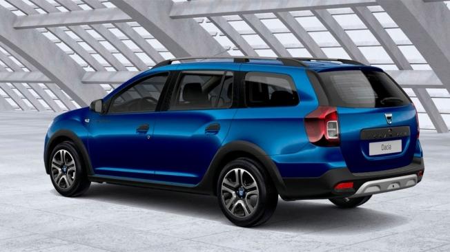 Dacia Logan MCV SL Aniversario - posterior