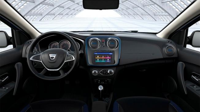 Dacia Logan MCV SL Aniversario - interior