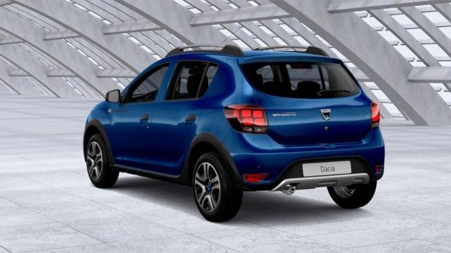 Dacia Sandero Aniversario - posterior