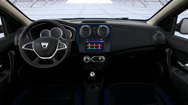 Dacia Sandero Aniversario - interior