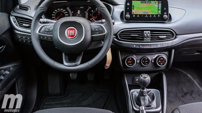 Fiat Tipo More - interior