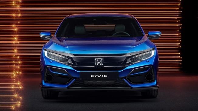 Honda Civic 2020 - frontal