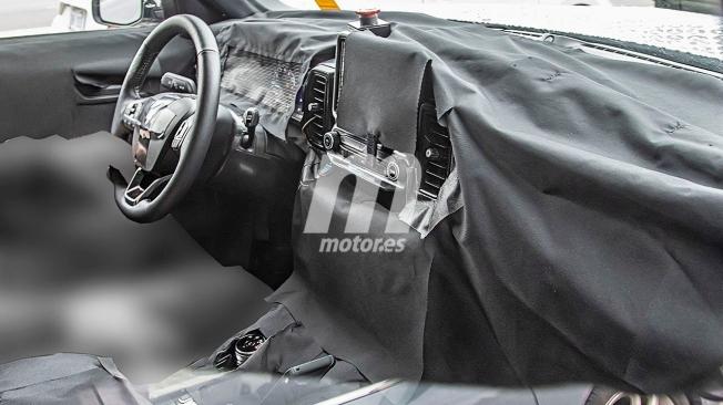Ford Bronco 2021 - foto espía interior