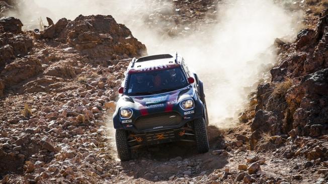 La reválida de los copilotos en la segunda etapa del Dakar