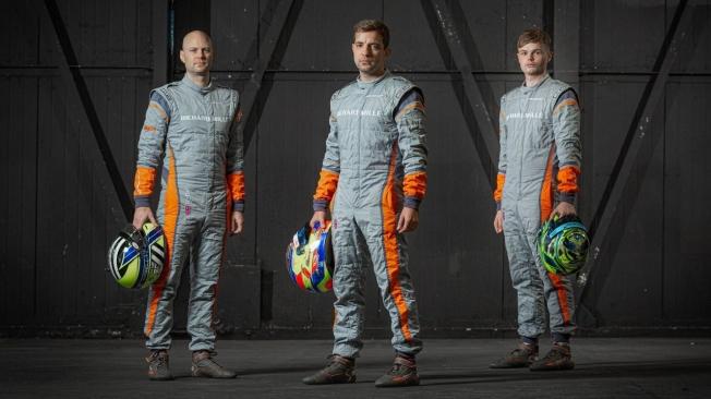 McLaren regresa al GT World Challenge Europe con Optimum Motorsport