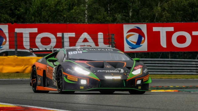 Orange1 FFF Racing, equipo de referencia de Lamborghini en el IGTC