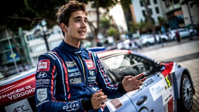 Pierre-Louis Loubet disputará nueve rallies con un Hyundai i20 WRC Coupé