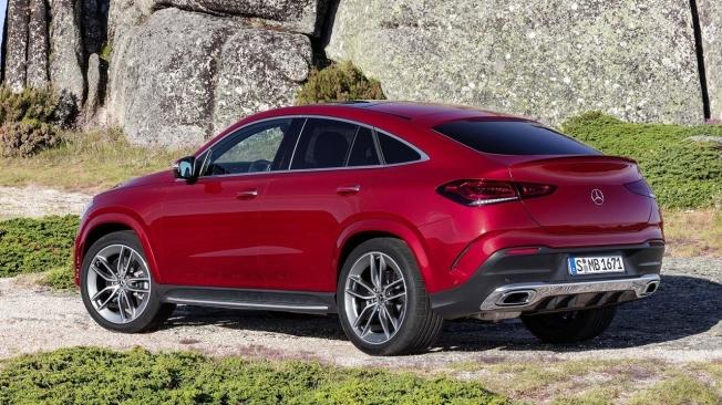 Mercedes GLE Coupé 2020 - posterior