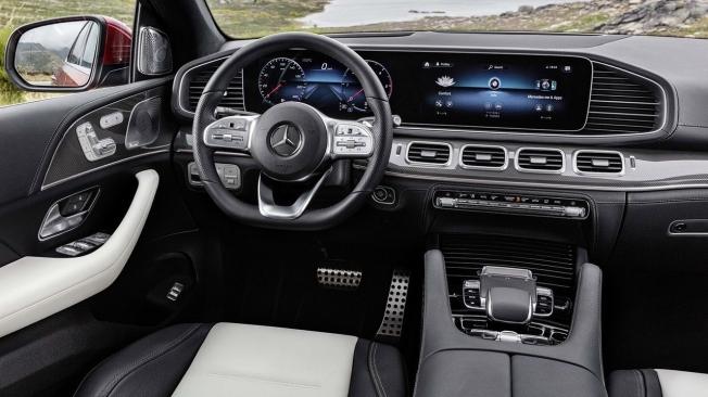 Mercedes GLE Coupé 2020 - interior
