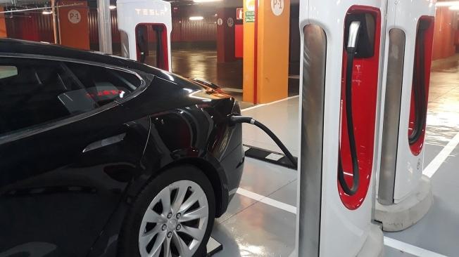 Supercargadores de Tesla en España