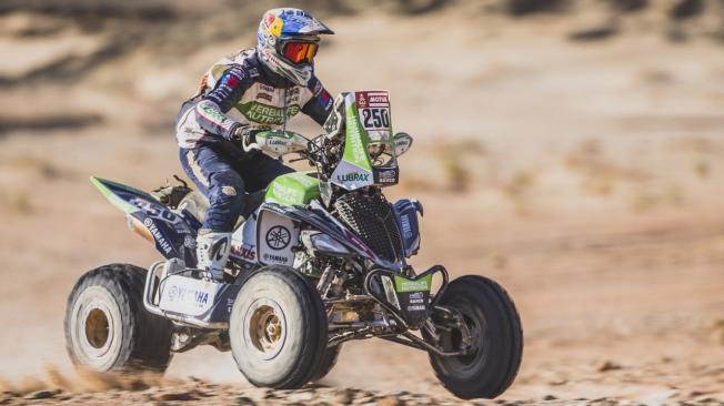 Ross Branch vuelve a deslumbrar en el Dakar y se anota la segunda etapa