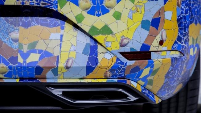 SEAT León 2020 - camuflaje