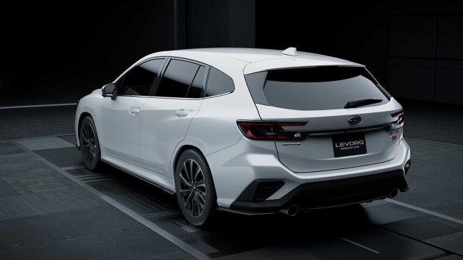 Subaru Levorg STI Sport Prototype - posterior