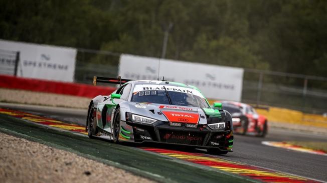 El Team WRT repite en el GT World Challenge Europe como socio de Audi
