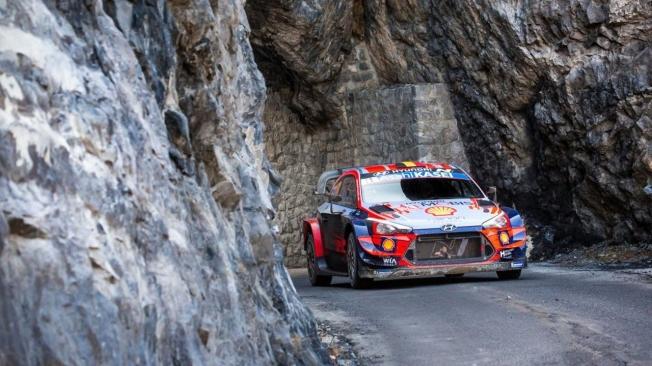 Thierry Neuville gana el Rally de Montecarlo y empieza el WRC de líder