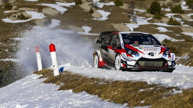 Toyota Gazoo Racing contra la maldición del Rally de Montecarlo