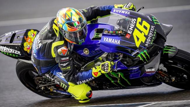 Valentino Rossi valora la vía SRT Yamaha para seguir en MotoGP en 2021