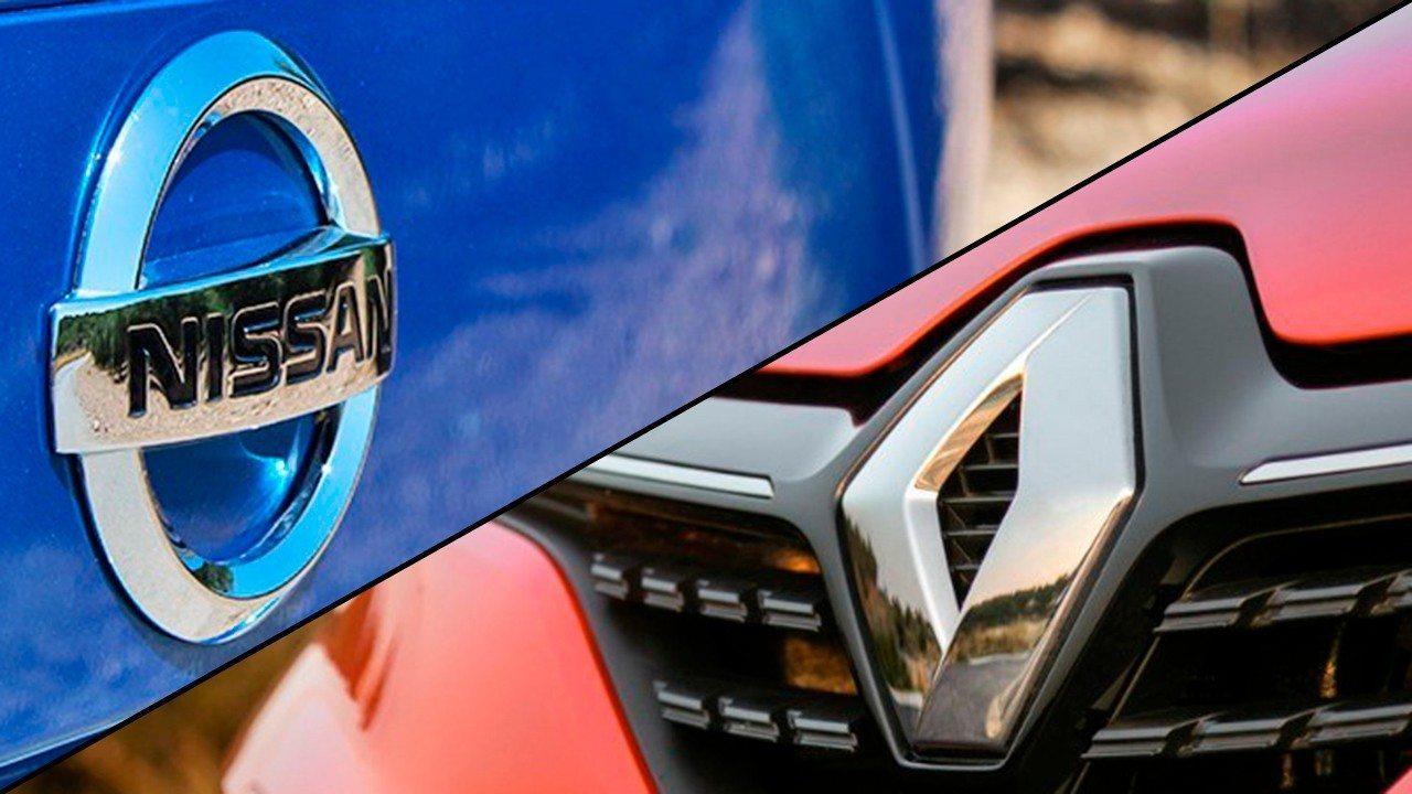 ¿Divorcio a la vista? Nissan planea separarse de Renault Nissan-separacion-renault-202063985-1578933776_1