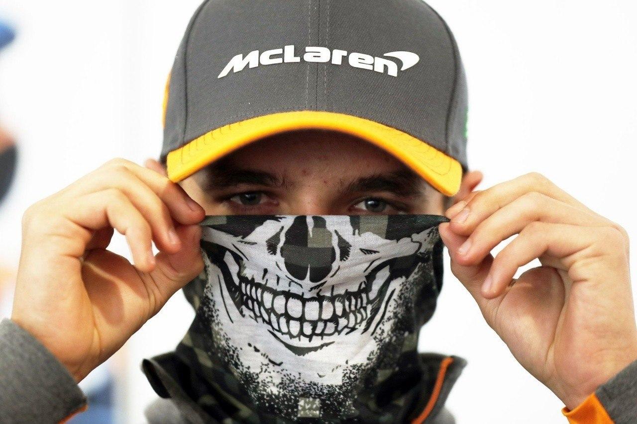 Norris, autocrítico con su modo de afrontar la F1: «Me he divertido demasiado»
