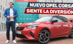 Nuevo Opel Corsa: un vídeo para sentir la diversión