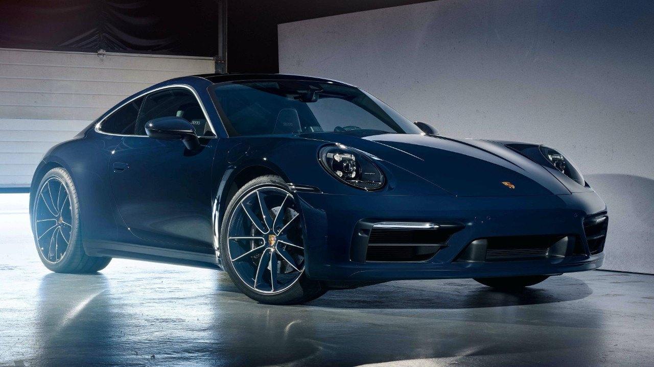 Porsche 911 Belgian Legend: llega la primera y exclusiva edición limitada del 992