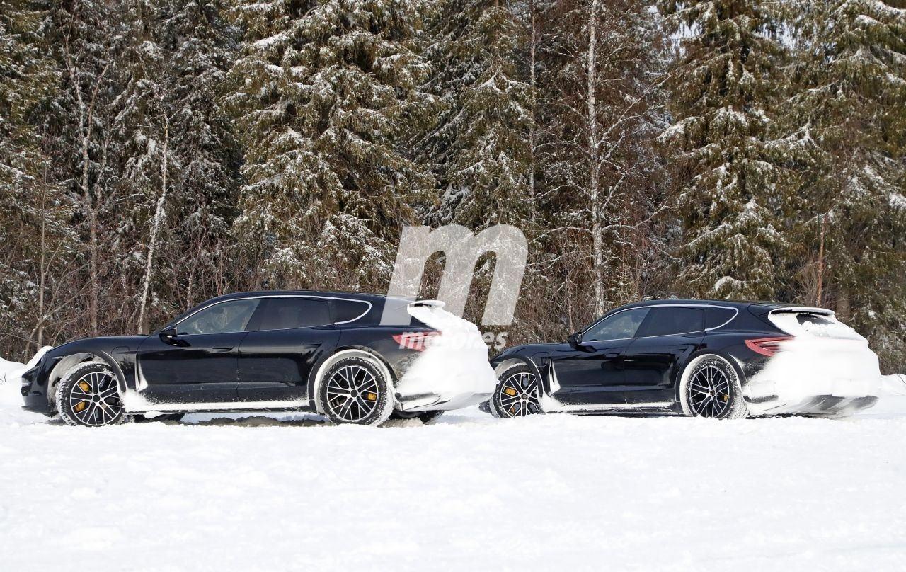 2020 Porsche Taycan | Taycan Sport Turismo 40