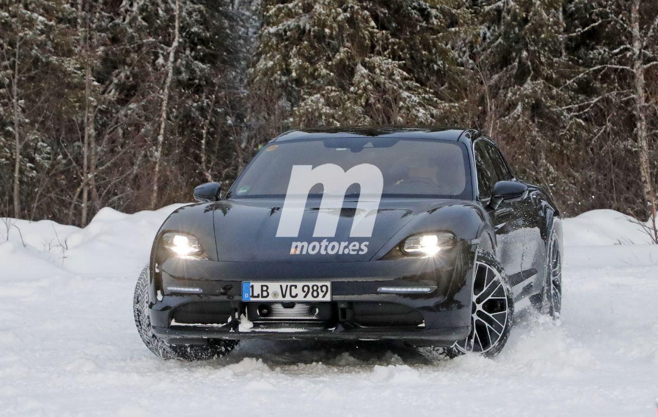 2020 Porsche Taycan | Taycan Sport Turismo 41