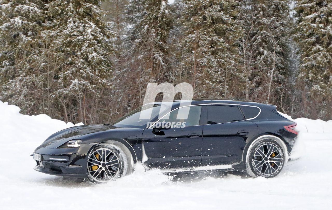 2020 Porsche Taycan | Taycan Sport Turismo 43