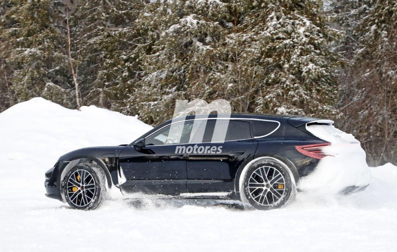 2020 Porsche Taycan | Taycan Sport Turismo 44