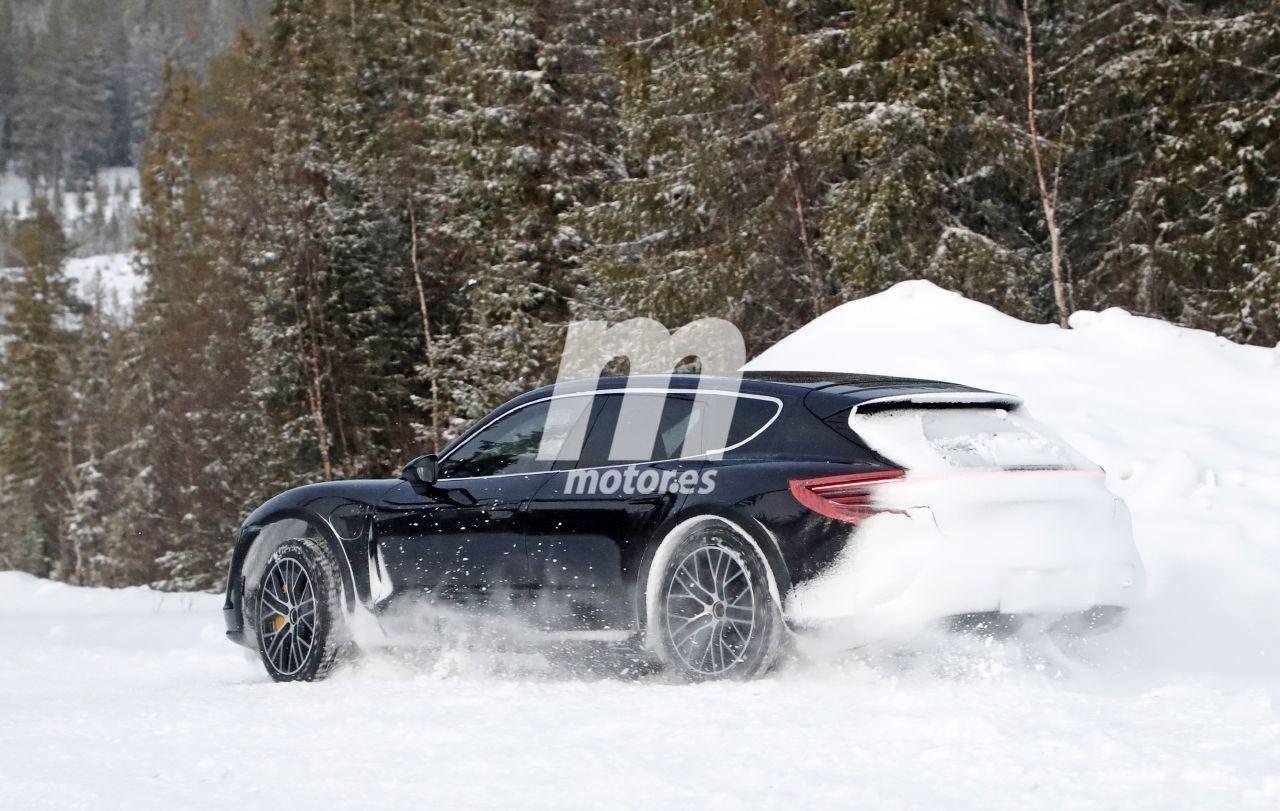 2020 Porsche Taycan | Taycan Sport Turismo 45