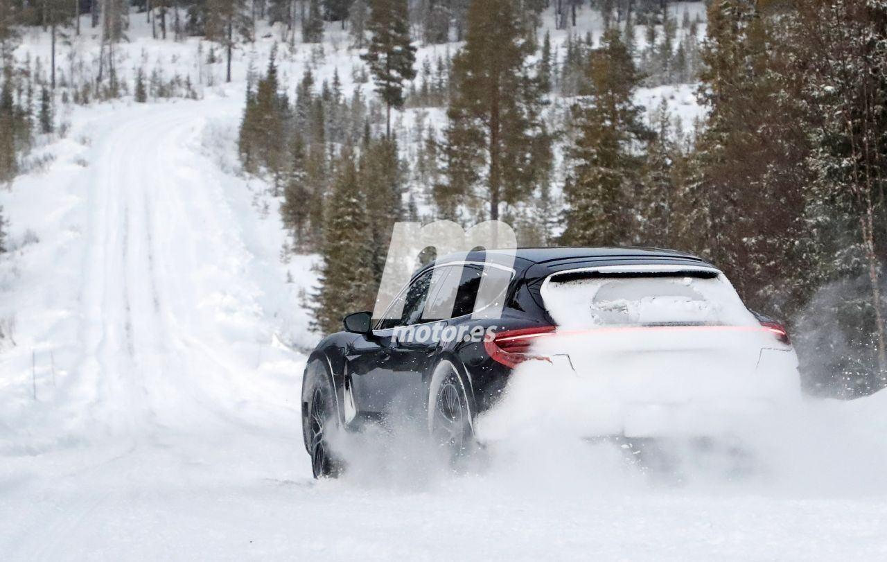2020 Porsche Taycan | Taycan Sport Turismo 46