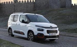 El Citroën Berlingo recibe el motor de gasolina PureTech 130 S&S con cambio EAT8