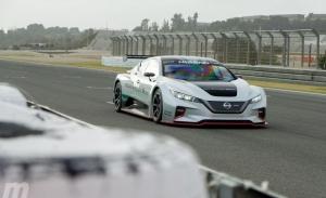 Probamos el Nissan Leaf Nismo RC_02, una máquina lista para competir