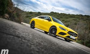 Prueba Mercedes CLA 220 d Coupé, ¿el mejor diésel del momento?