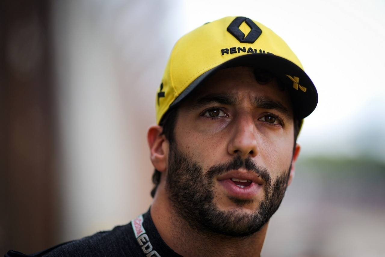 Ricciardo hace balance de 2019: «No me gusta verme noveno»