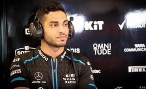 Roy Nissany pilotará en tres sesiones libres de 2020 con Williams