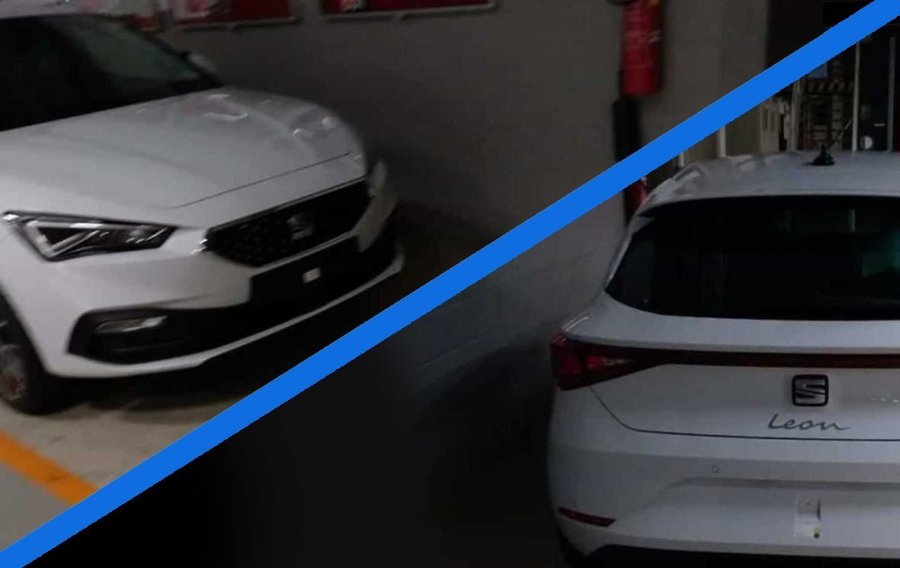 ¡El nuevo SEAT León 2020, al descubierto sin camuflaje en una nueva filtración!