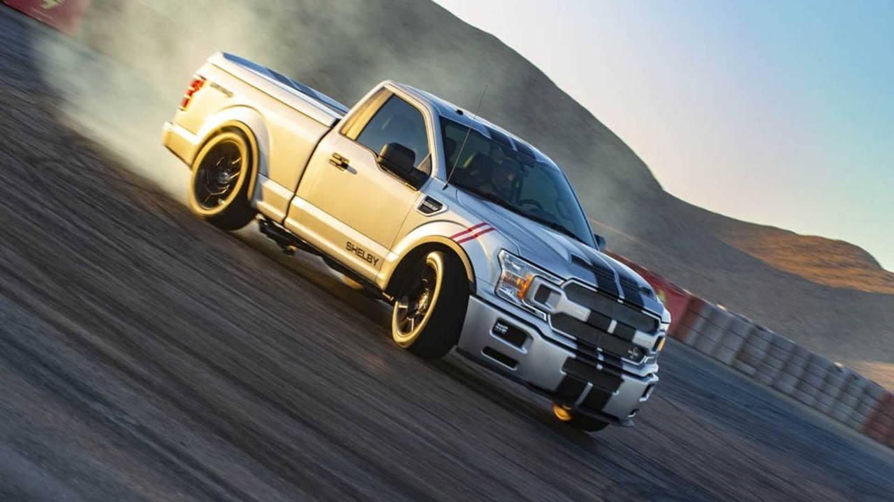 Shelby vende más pick-ups que Mustangs modificados