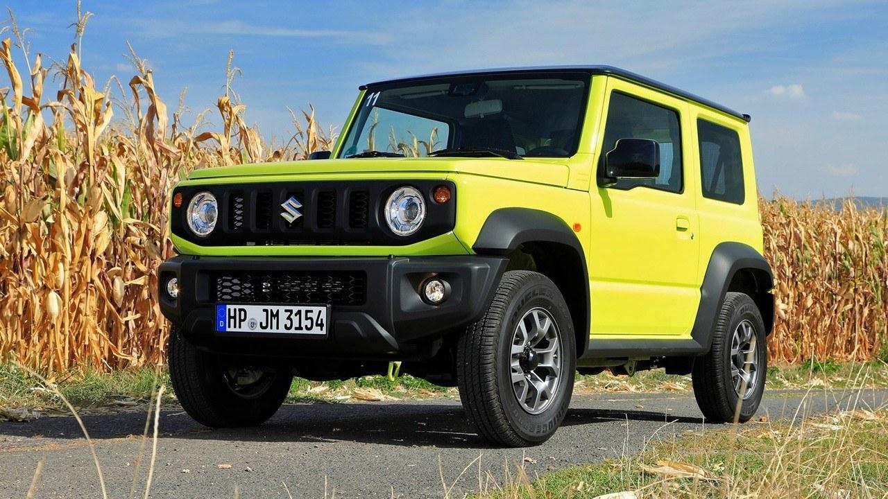 Se cesan las ventas del Suzuki Jimny en Europa, ¿regresará el pequeño todoterreno?