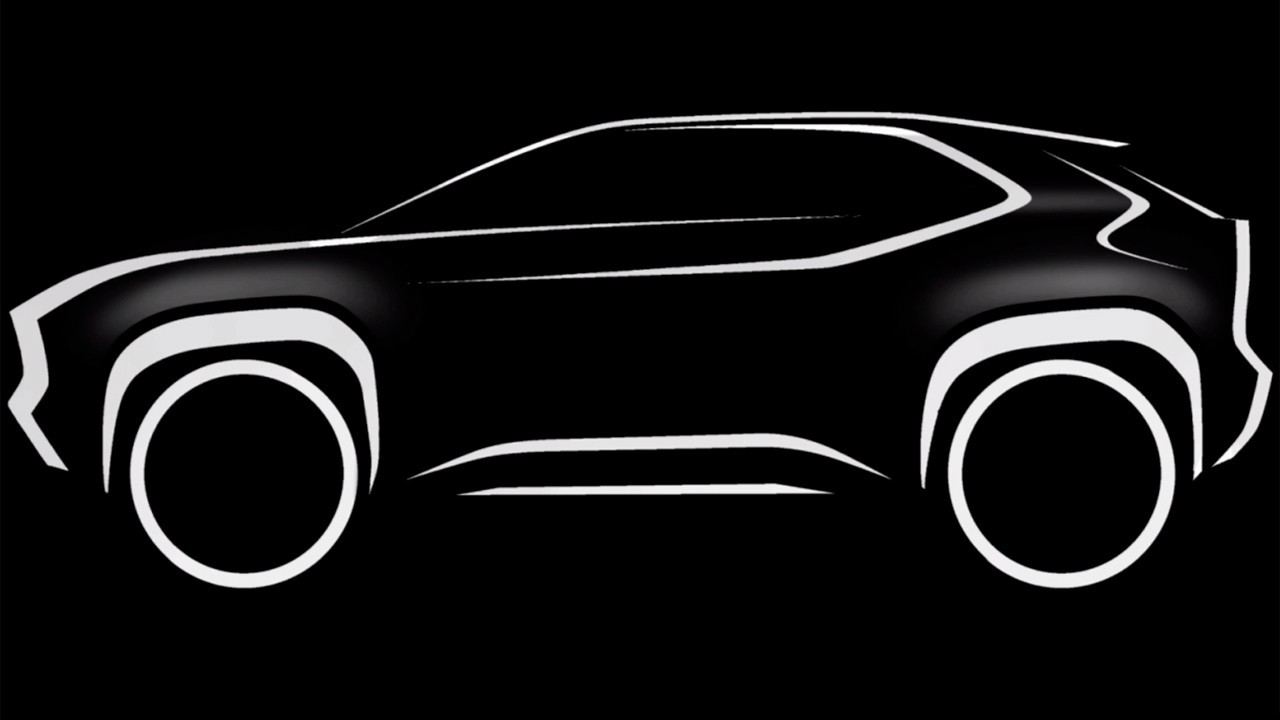Toyota anuncia oficialmente el desarrollo de un B-SUV para Europa