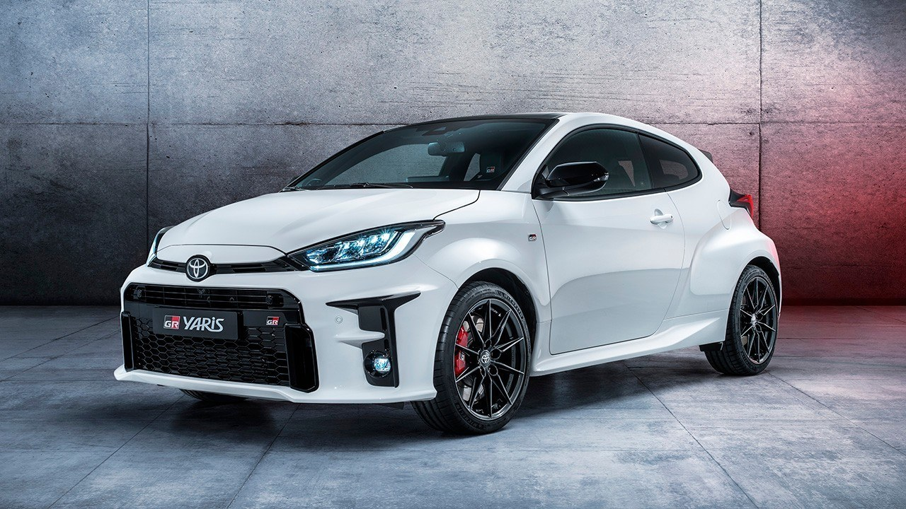 Toyota GR Yaris (2020) 3
