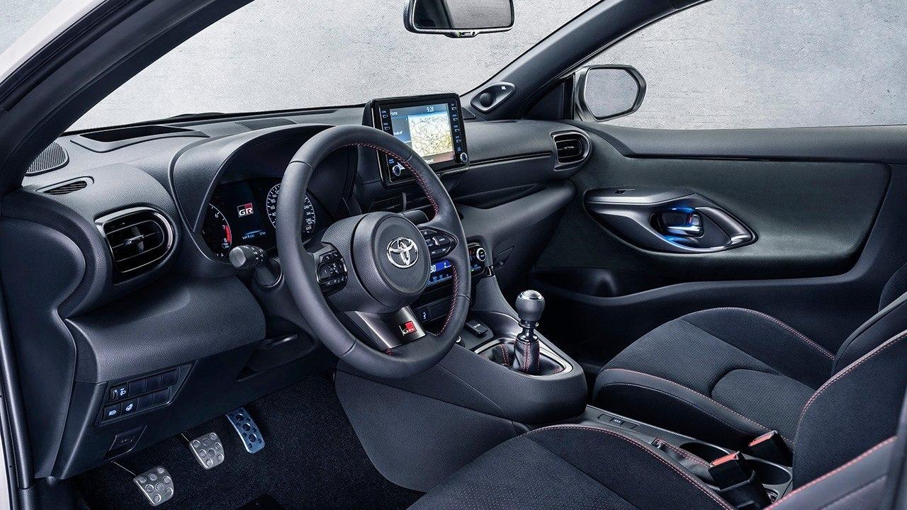 Toyota GR Yaris (2020) 10