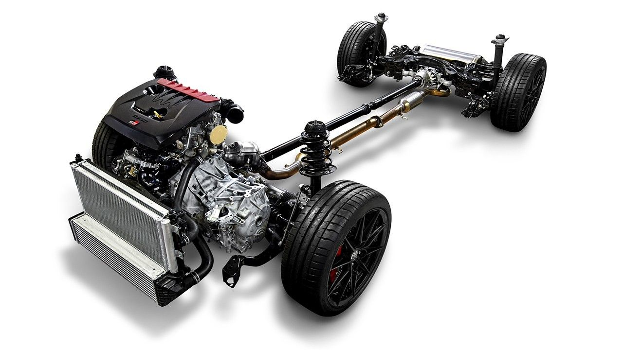 Toyota GR Yaris (2020) 11