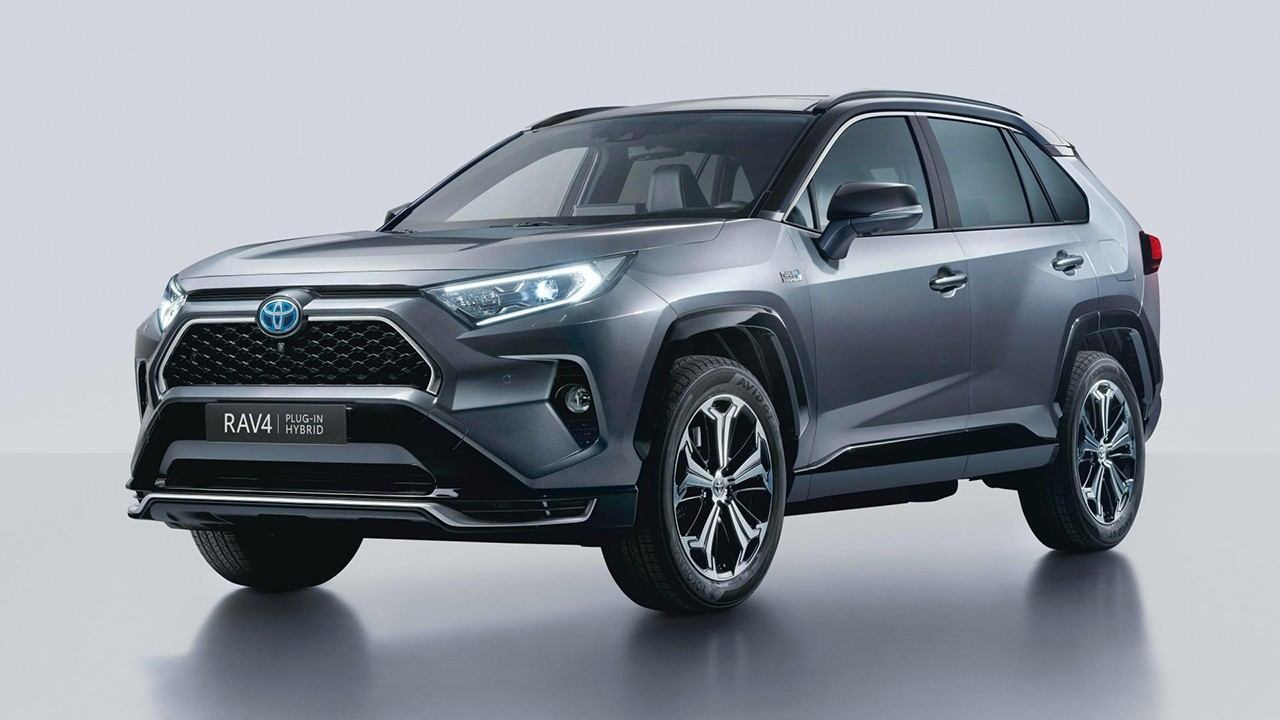 Toyota RAV4 Plug-in Hybrid, irrumpe en Europa un nuevo SUV enchufable